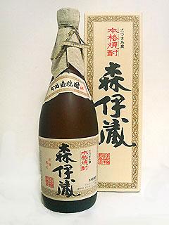 森伊蔵(JAL国際便機内販売)
