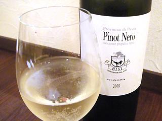 所長のお気に入りの白ワイン
