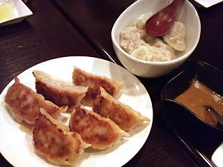 餃子は別腹!!!