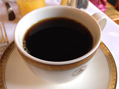 モーニングコーヒー♪