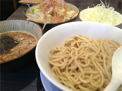 つけ麺@笑福