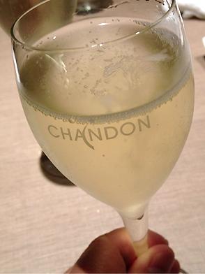 スパークリングワイン♪